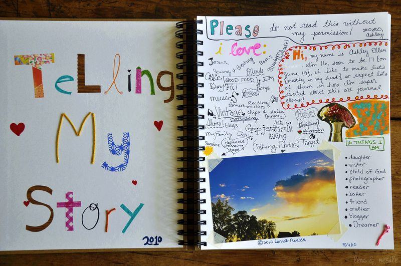 Journaling three