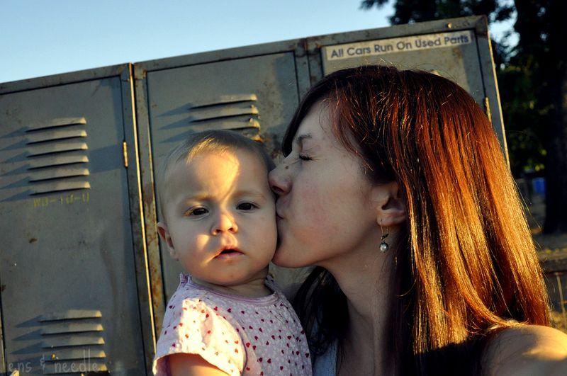 Me and baby sis 2